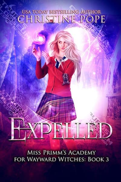 Expelled by Christine Pope
