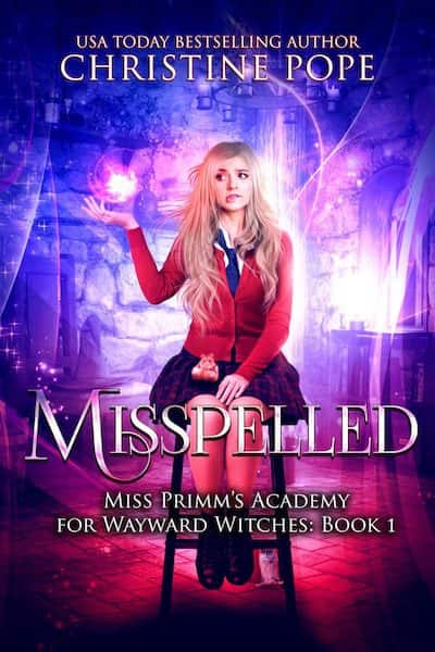 Misspelled by Christine Pope