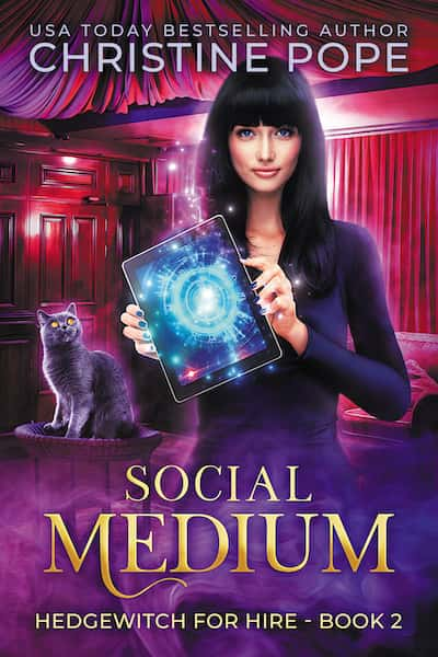 Social Medium by Christine Pope