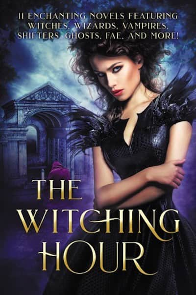 Book cover for The Witching Hour Set features Christine Pope