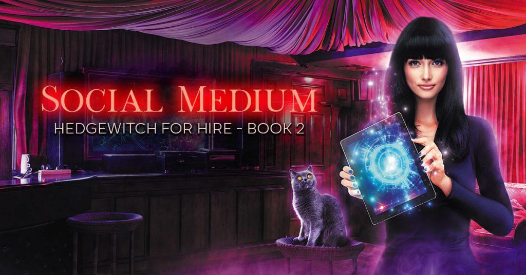 Social Medium release banner