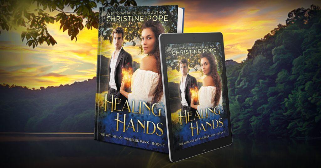 Healing Hands release ad
