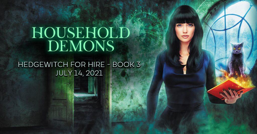 Household Demons release banner